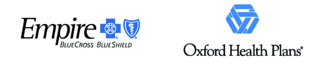 logos for blue cross and oxford