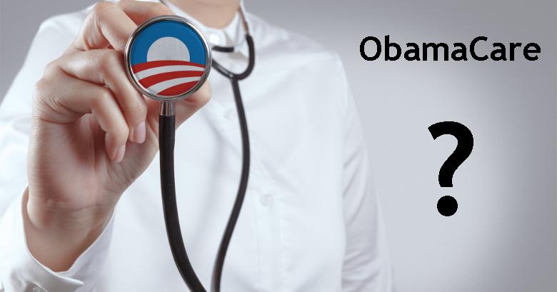 image of nurse with obamacare logo
