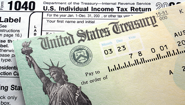 income tax return form